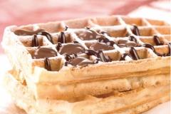 Brusselse-wafel-chocolade
