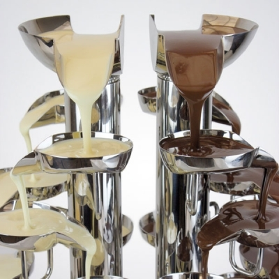 Fonteinchocolade en Grondstoffen