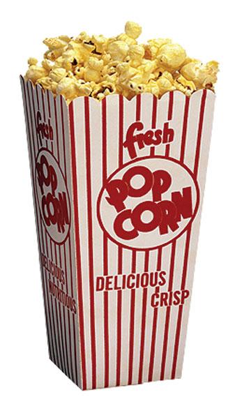 Popcornbeker 90g