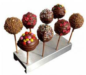 sephra cake pops stand