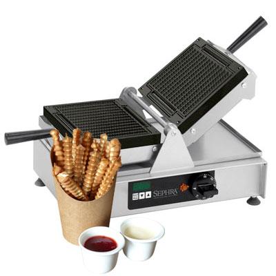 Sephra Waffle Fries Maker