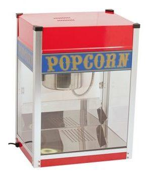 popcornmachine budget